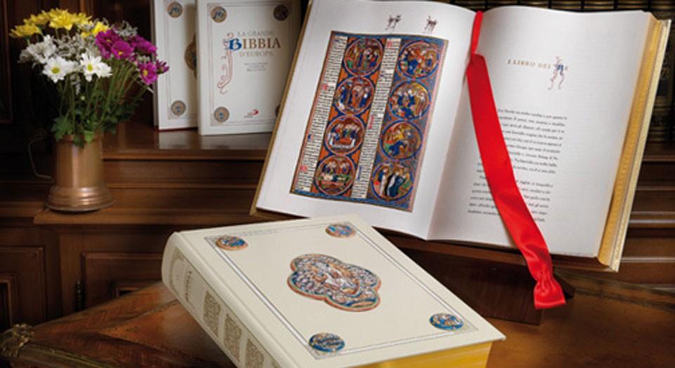LA GRANDE BIBBIA D'EUROPA - Edizione numerata