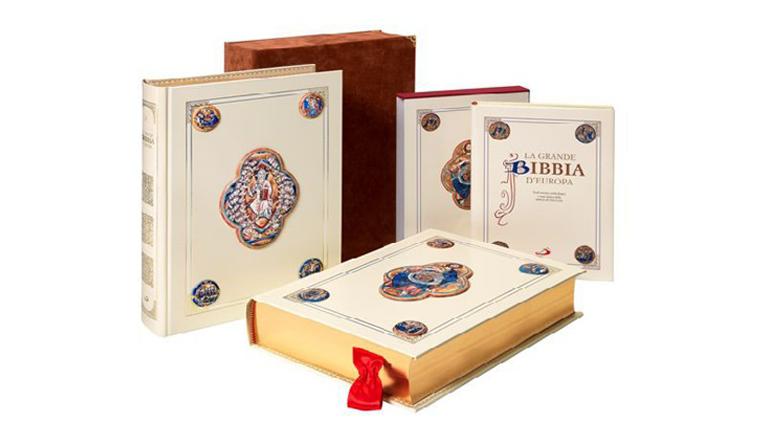 LA GRANDE BIBBIA D'EUROPA 1