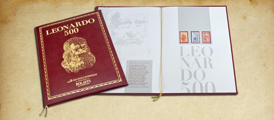 Leonardo 500 – Bolaffi per il collezionismo
