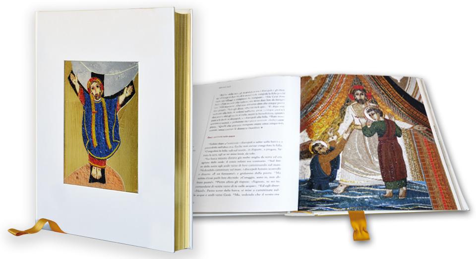 EVANGELIARIO DELLA MISERICORDIA - Edizione Lusso 4