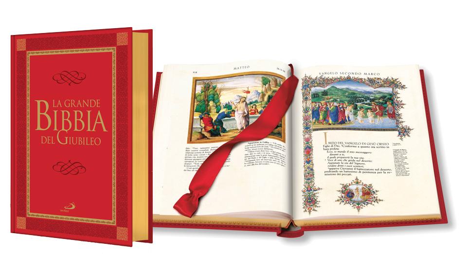 LA GRANDE BIBBIA DEL GIUBILEO - Edizione Lusso 1