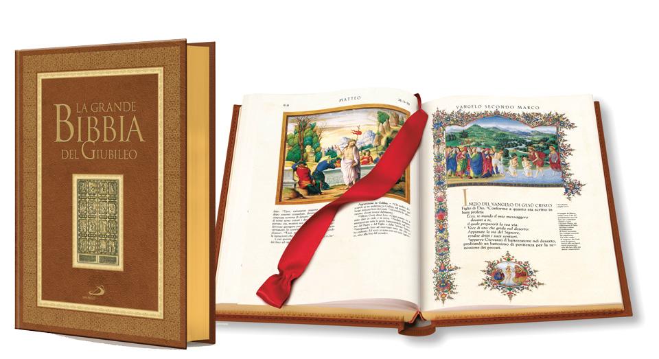 LA GRANDE BIBBIA DEL GIUBILEO - Edizione Top