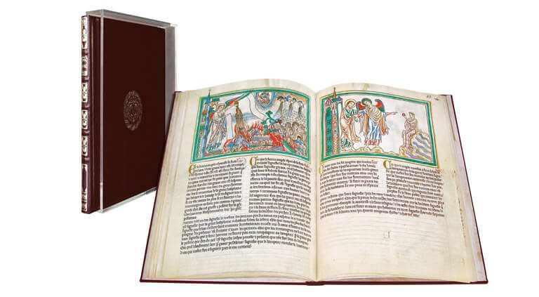 Apocalisse di Parigi XIII secolo 1