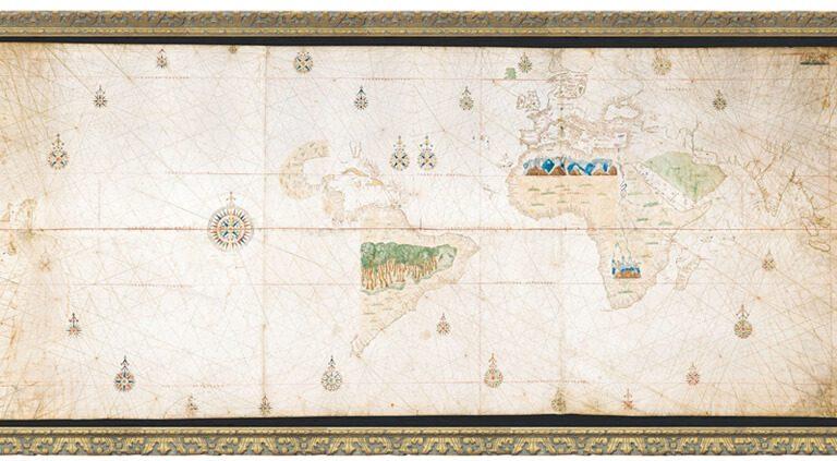 Geocarta Nautica Universale