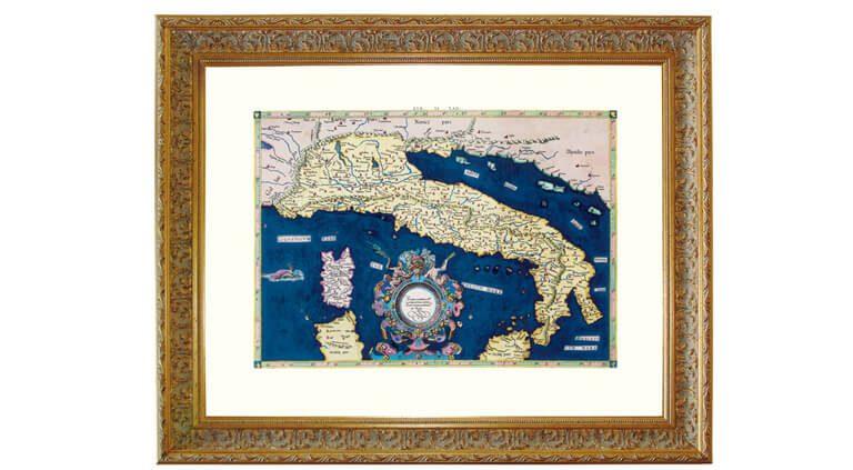 Gerardo Mercatore 1578