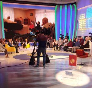 Presentazione del volume Leonardo Il genio su TV2000 2