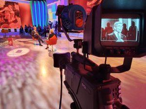 Presentazione del volume Leonardo Il genio su TV2000 4