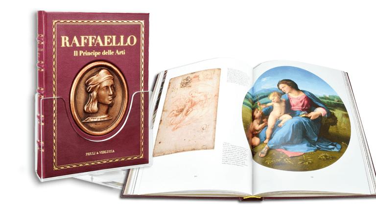 Raffaello. Il Principe delle Arti - Edizione Top 11