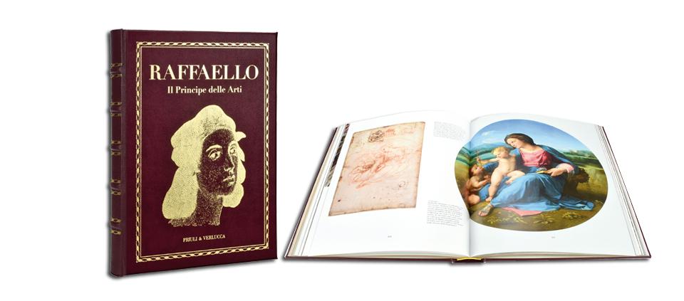 Raffaello. Il Principe delle Arti – Edizione Lusso