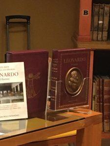 IN DUE VOLUMI SI CELEBRANO I 500 ANNI DALLA MORTE DI LEONARDO DA VINCI (1519 – 2019) E DI RAFFAELLO SANZIO (1520 – 2020) 2