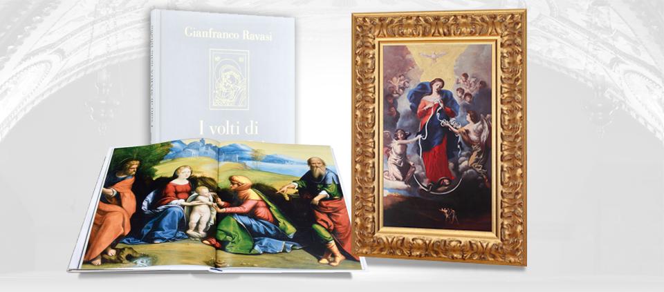 Maria che scioglie i nodi – con libro allegato – Edizione Lusso