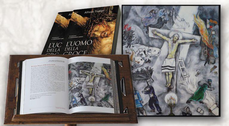 La Crocefissione Bianca - con libro allegato 24