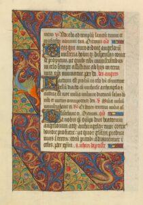 Il Libro d'Ore di Gregorio XIII 9