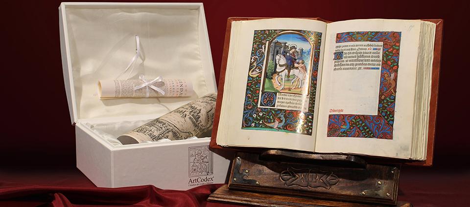 Il Libro d'Ore di Gregorio XIII