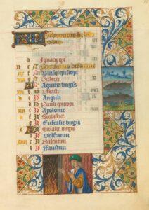 Il Libro d'Ore di Gregorio XIII 2