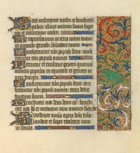Il Libro d'Ore di Gregorio XIII 7