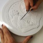 Medaglia 700° Dante Alighieri - Con libro allegato 11