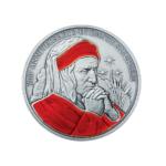 Medaglia 700° Dante Alighieri - Con libro allegato