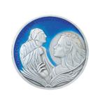 Medaglia 700° Dante Alighieri - Con libro allegato 1