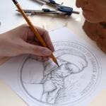 Medaglia 700° Dante Alighieri - Con libro allegato 22