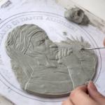 Medaglia 700° Dante Alighieri - Con libro allegato 24