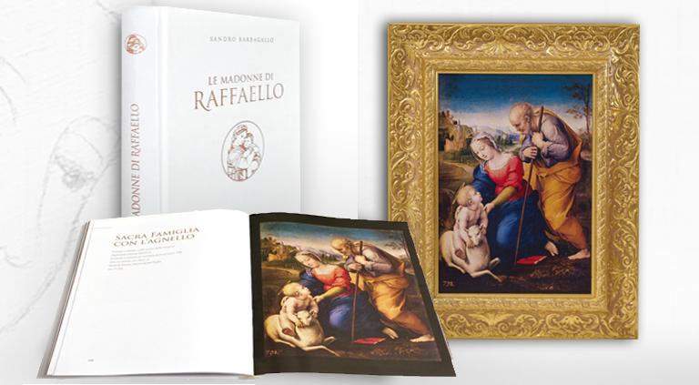 Sacra Famiglia con l'Agnello - con libro allegato 30