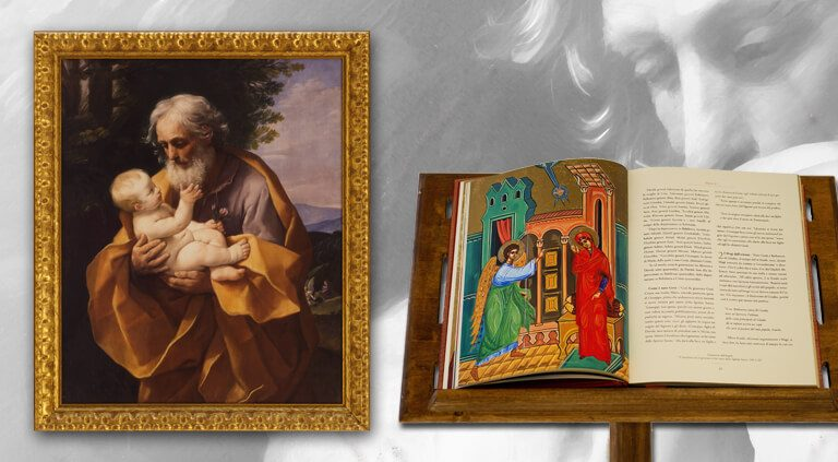 San Giuseppe col Bambino - Con libro allegato 46